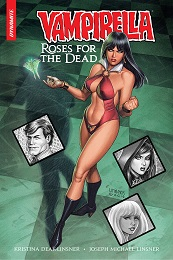 Vampirella: Roses for the Dead TC