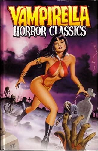 Vampirella Horror Classics HC - Used
