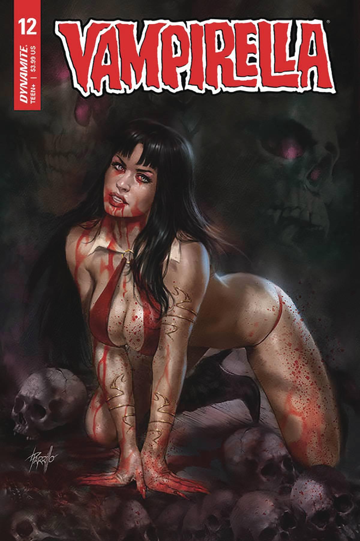 Vampirella no. 12 (2019 Series)