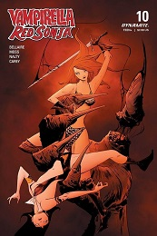 Vampirella Red Sonja no. 10 (2019 Series)