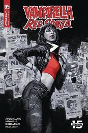Vampirella Red Sonja no. 5 (2019 Series)