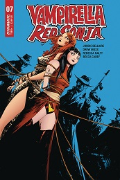 Vampirella Red Sonja no. 7 (2019 Series)