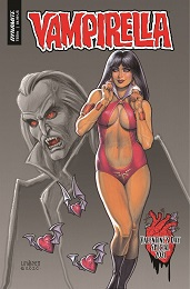 Vampirella: Valentines Day Special 2021 (One Shot)