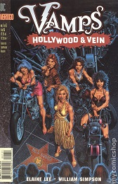 Vamps: Hollywood and Vein (1996 Series) Complete Bundle - Used