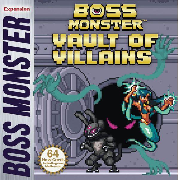 Boss Monster: Vault of Villains Expansion