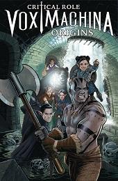 Critical Role: Vox Machina Origins II no. 3 (3 of 6) (2019 Series)