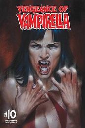 Vengeance of Vampirella no. 10 (2019 Series)