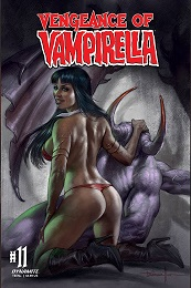 Vengeance of Vampirella no. 11 (2019 Series)
