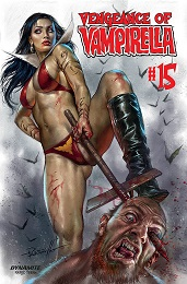 Vengeance of Vampirella no. 15 (2019 Series)