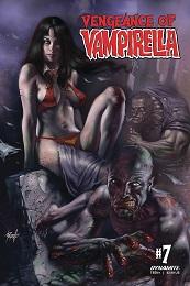 Vengeance of Vampirella no. 7 (2019 Series)