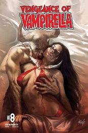 Vengeance of Vampirella no. 8 (2019 Series)