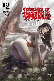 Vengeance of Vampirella no. 2 (2019 Series)