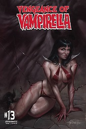 Vengeance of Vampirella no. 13 (2019 Series)