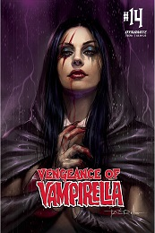 Vengeance of Vampirella no. 14 (2019 Series)
