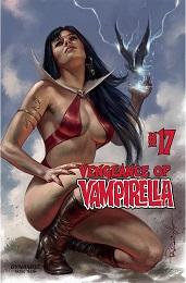 Vengeance of Vampirella no. 17 (2019 Series) (A Cover)