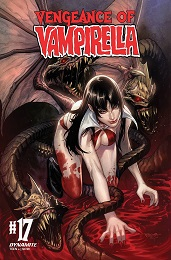 Vengeance of Vampirella no. 17 (2019 Series) (C Cover)