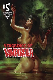 Vengeance of Vampirella no. 5 (2019 Series)