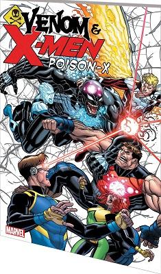 Venom and the X-Men: Poison X TP