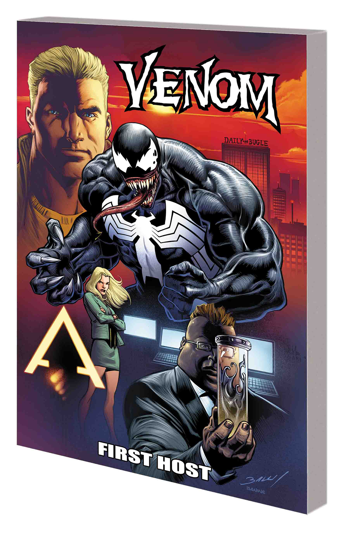 Venom: First Host TP