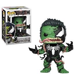 Funko POP: Marvel: Marvel Venom: Venomized Hulk (366)