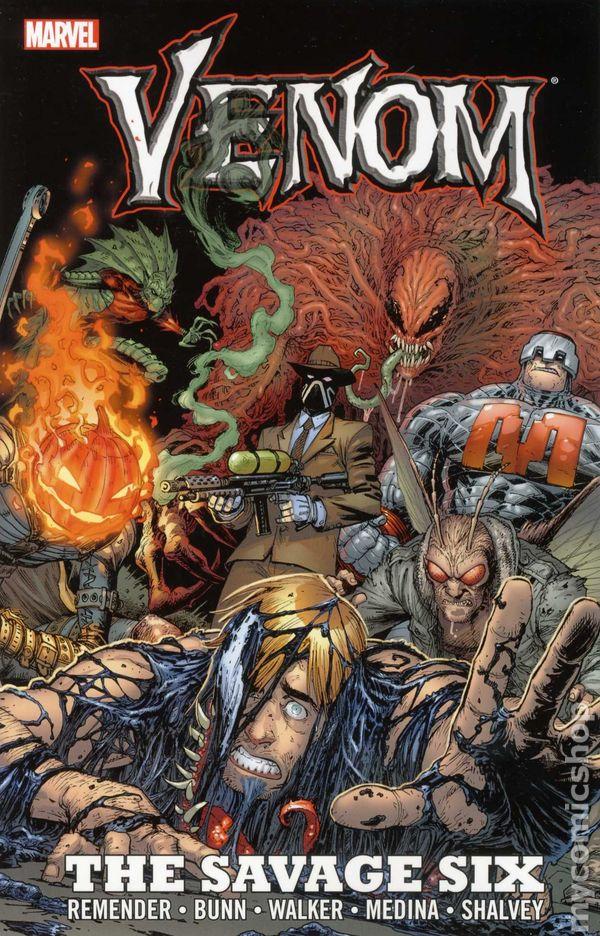 Venom: Savage Six TP - Used