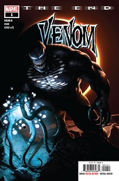 Venom: The End (2020) One Shot  - Used
