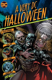 A Very DC Halloween TP