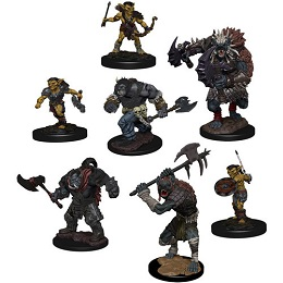 Dungeons and Dragons Icons of the Realms: Village Raiders Monster Pack