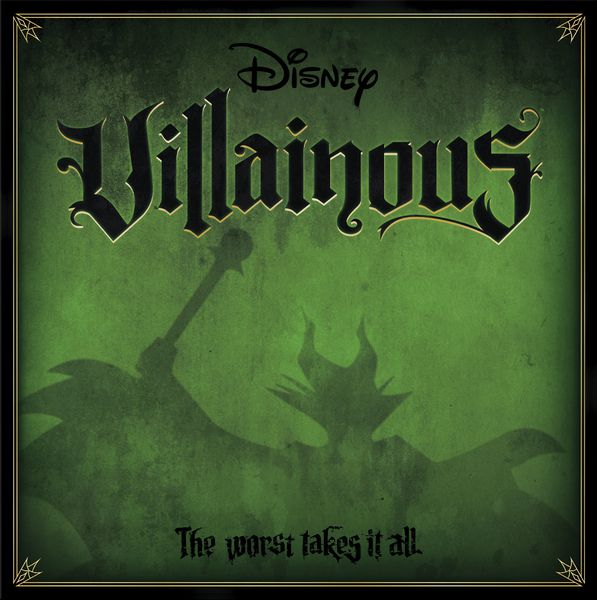 Disney Villainous Card Game