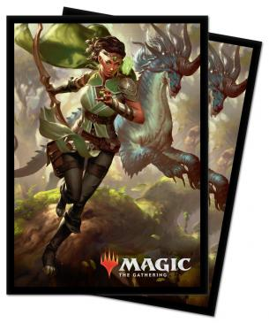 Deck Protector: Magic the Gathering: Ikoria: Vivien, Monster's Advocate