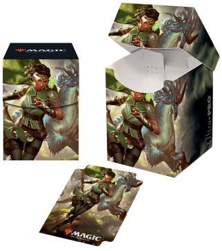 Deck Box: Magic the Gathering: Ikoria: Vivien, Monster's Advocate