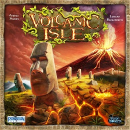 Volcanic Isle Board Game