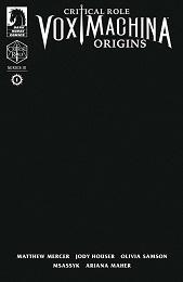 Critical Role: Vox Machichina Origins III no. 1 (2021 Series)