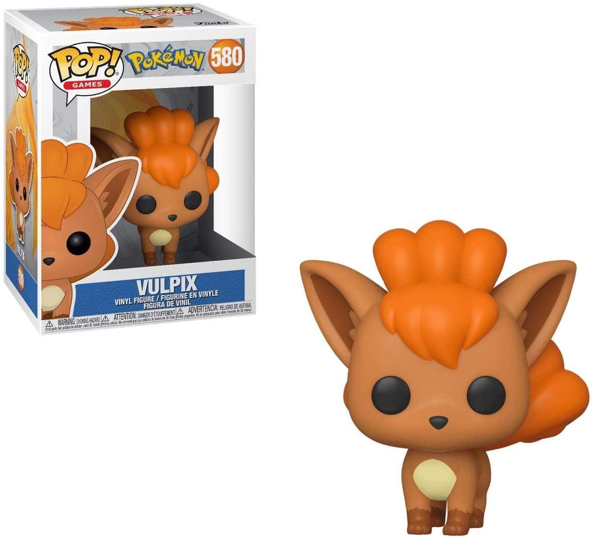 Funko POP: Games: Pokemon Season 2: Vulpix