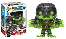 Funko POP: Spider-Man Homecoming: Vulture- Used