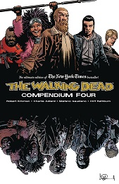 The Walking Dead: Compendium Volume 4 TP