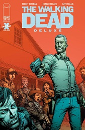 The Walking Dead Deluxe no. 12 (2003 Series) (MR)