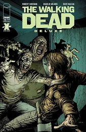 The Walking Dead Deluxe no. 8 (2003 Series) (MR)