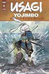Usagi Yojimbo: Wanderers Road no. 4 (2020 Series)