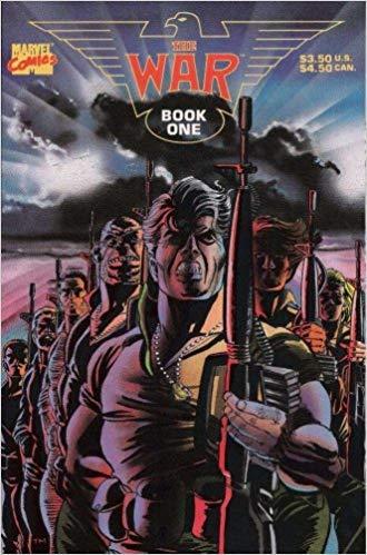 War (1989) Complete Bundle - Used
