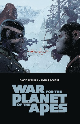 War for the Planet of the Apes TP