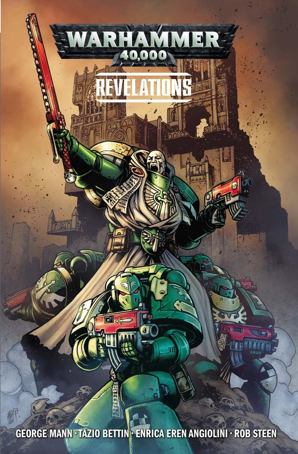 Warhammer 40k: Volume 2: Revelations TP (MR)