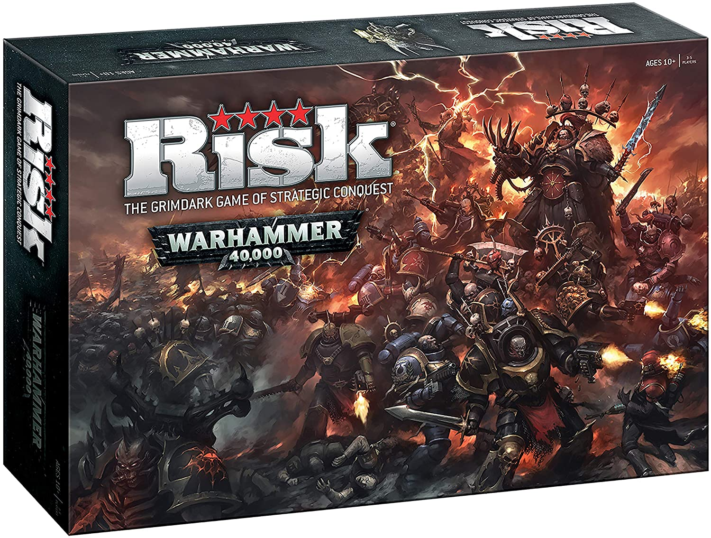 Risk: Warhammer 40K Board Game