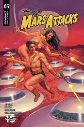 Warlord of Mars Attacks no. 5 (2019 Series)