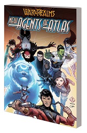 War of Realms: New Agents of Atlas TP