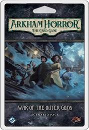 Arkham Horror LCG: War of the Outer Gods Scenario Pack