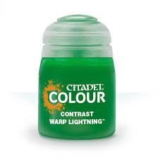 Citadel Contrast Paint: Warp Lightning 29-40