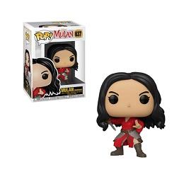 Funko POP: Disney: Mulan (Live): Warrior Mulan