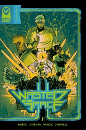 Wasted Space no. 11 (2018 Series) (MR)