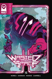 Wasted Space no. 15 (2018 Series) (MR)